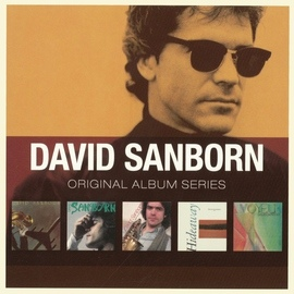 David Sanborn альбом Original Album Series