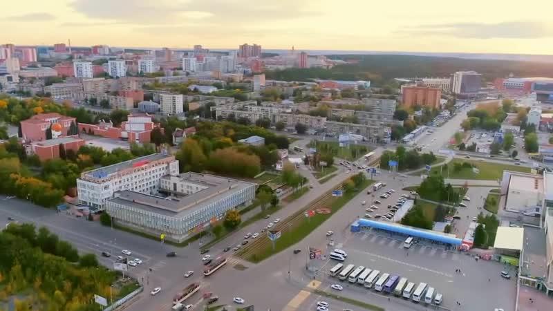 Фильм, посвященный 85-летию Челябинской области
