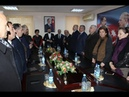 Встреча Фуада Аббасова с общественными деятелями Азербайджана в Баку Март 2019
