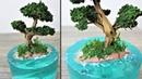 How to make a Dragon Island Aquascape diorama