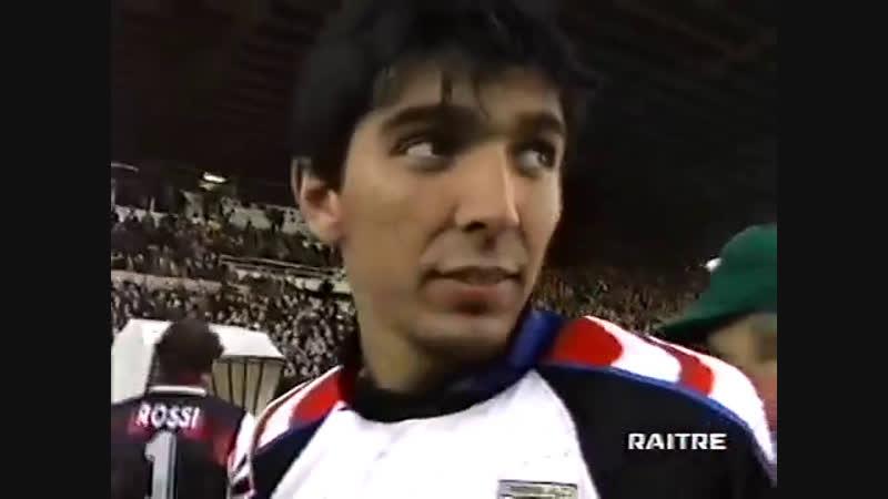 19 nov 1995. Parma - Milan 0:0