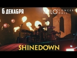 Shinedown в Нижнем Новгороде - 6 декабря 2018 - MILO Concert Hall