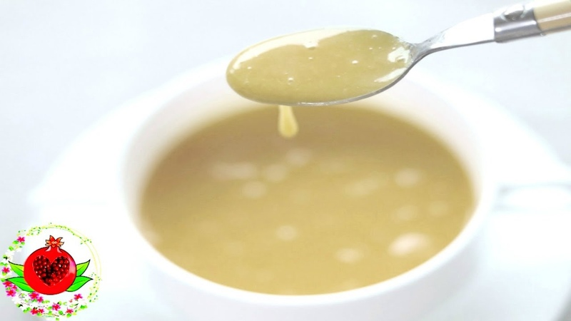 Вы можете пить это, чтобы растопить брюшной жир, очистить печень!