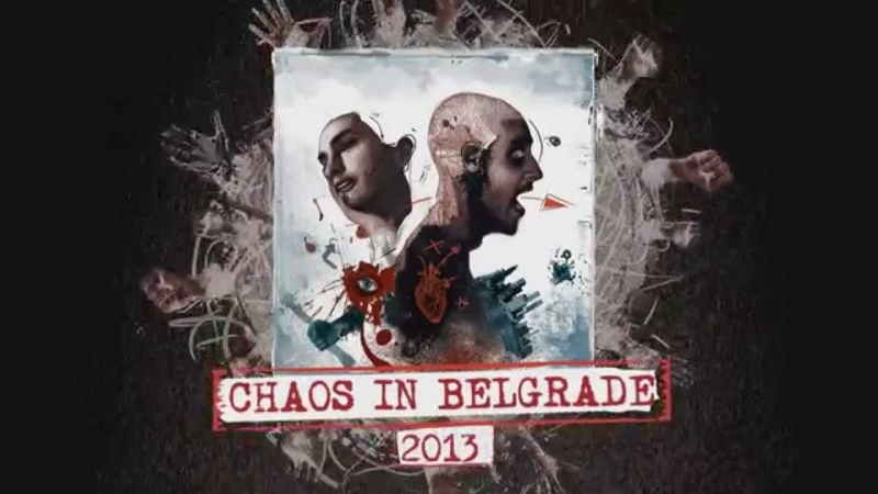 Organized Chaos Live - Beacon of hope - Chaos in Belgrade