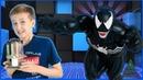 ЧТО-ТО ПОШЛО НЕ ТАК: ВЕНОМ и АНИМАТРОНИК ШПИОН / Venom Toy