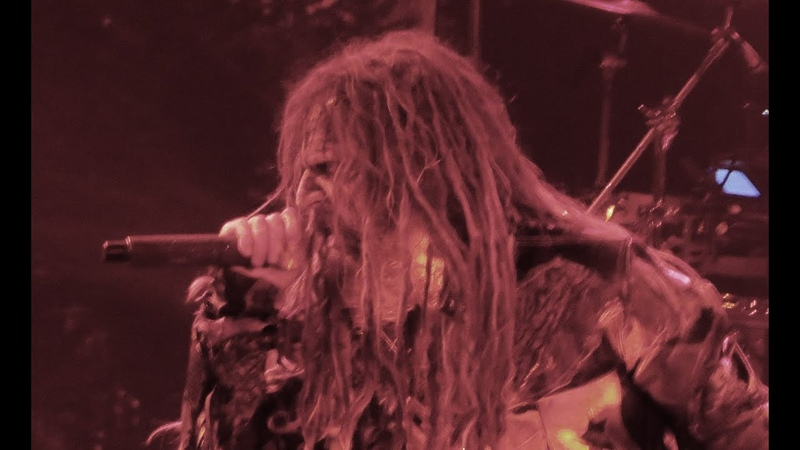 Rob Zombie Meet The Creeper LIVE @ The Myrtle Beach HOB 4 29 14