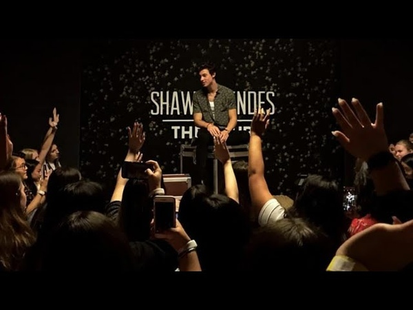 Shawn Mendes Live Full Q A from Vancouver , BC , Canada Tonight 14.06.2019