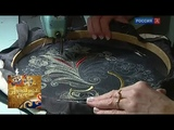 Пряничный домик. Русская вышивка / Телеканал Культура
