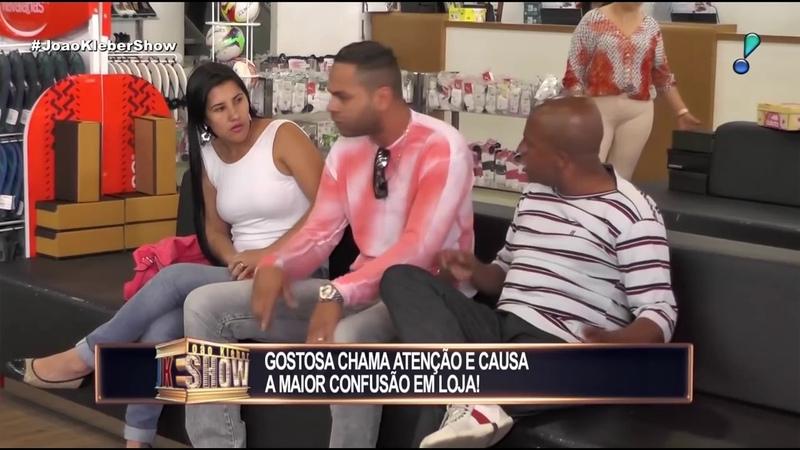 Pegadinhas João Kleber Show 11/09/2016 Completo