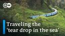 By train across Sri Lanka | DW Documentary