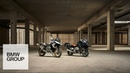 The new BMW Motorrad R 1250 GS and R 1250 RT