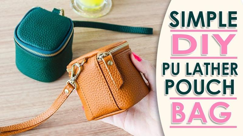 DIY MINI LOVELY PURSE BAG TUTORIAL Cute Coin Pouch Card Holders