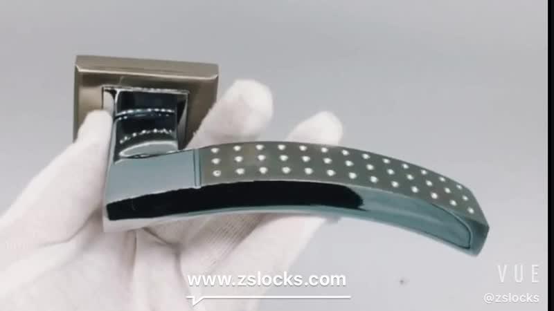 алюминевая ручка FZ6-158