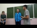Анна Глушкова-Тимур Шамсутдинов,чтецы,второй раунд отбора