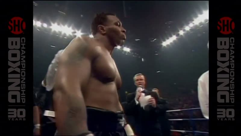 BE REAL Mike Tyson vs Julius Francis 29 01 2000 Crazy Power