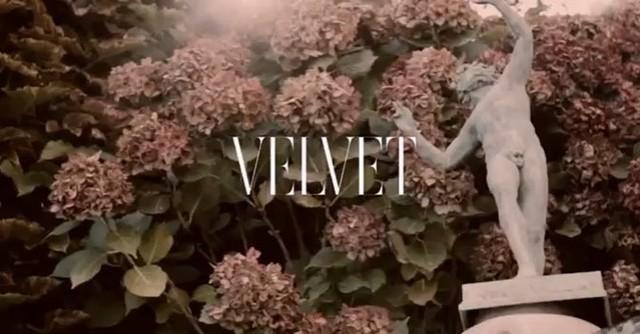 """VELVET Italia® on Instagram """"Esclusivo! Il video del cover shoot per @velvetmagazine con la sola ed unica @sofiacarson ❤️ we love you Sofia! • • •..."""