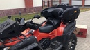 Обзор кофра для квадроцикла GKA Max-Ride