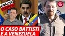 Rui Costa Pimenta: o caso Battisti e a posse de Maduro
