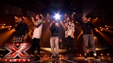 Overload Generation Sing Off Live Results Wk 1 The X Factor UK 2014