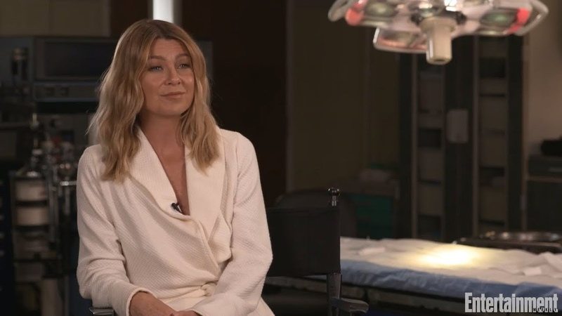 Greys Anatomy - Ellen Pompeo, Jesse Williams, and More Grace Six EW Covers