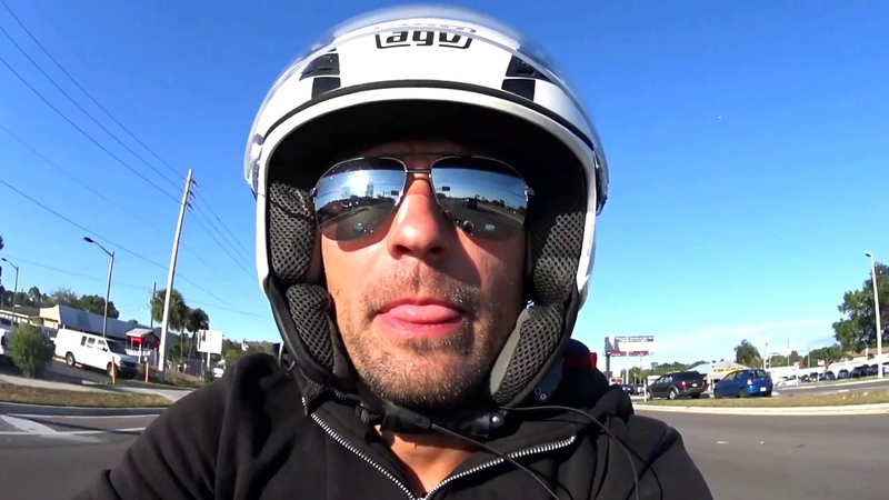 Орландо и работа на postmates Америка на мотоцикле 2