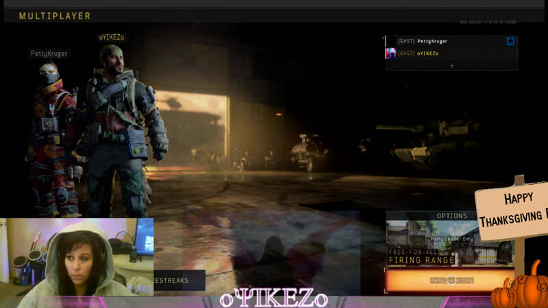 Playing with followers! Black Ops4! Gobble Gobble
