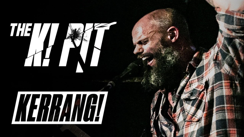 BARONESS Live In The K Pit Tiny Dive Bar Show