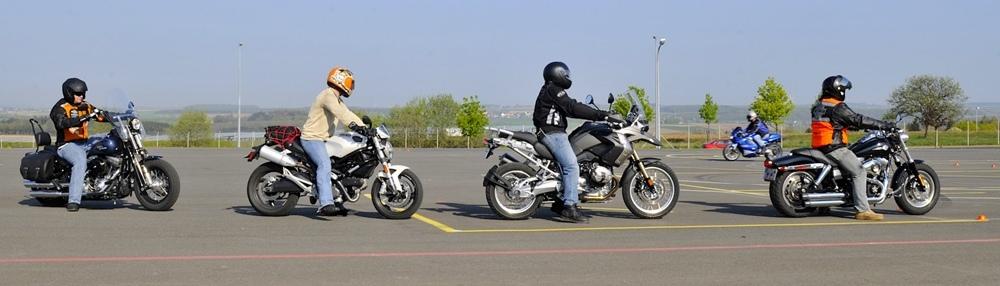 В Германии хотят упростить получение лицензий на управление мотоциклом