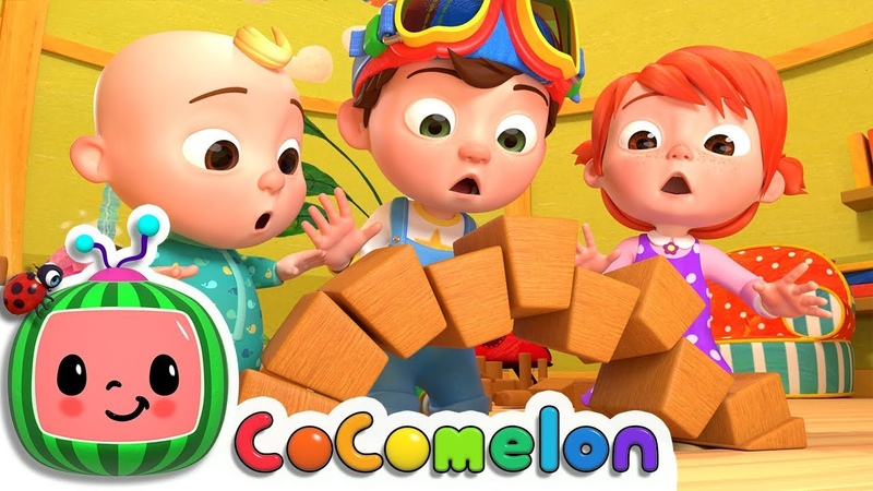 London Bridge is Falling Down | CoCoMelon Nursery Rhymes Kids Songs