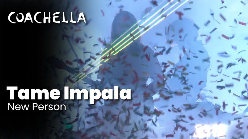 Tame Impala New Person Same Old Mistakes Live at Coachella 2019 Saturday April 13 2019