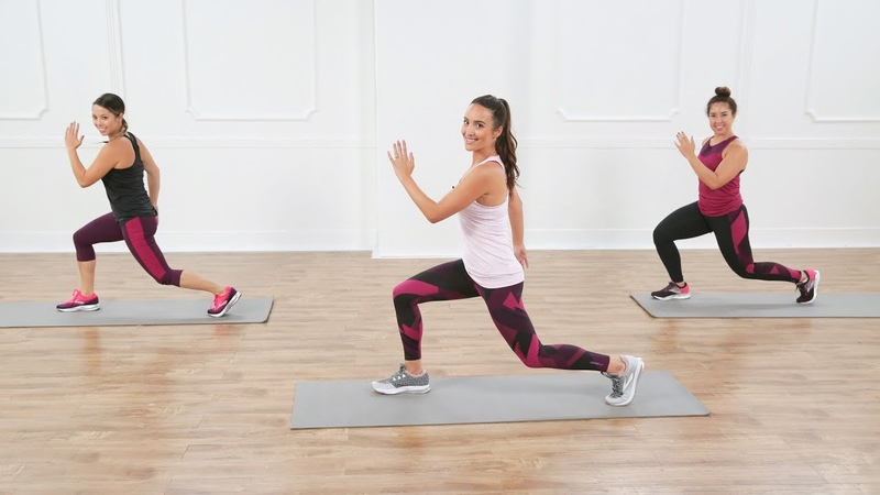 10-Minute No-Equipment, At-Home Cardio Workout