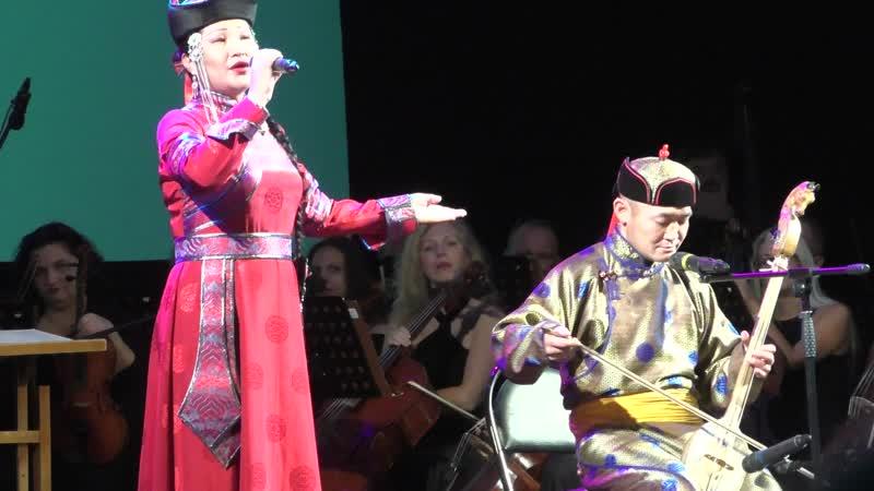 Артисты Тувы