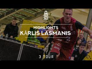 Karlis Lasmanis (MVP 3 tour United League Europe 3x3) | Highlights