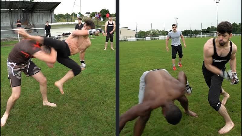 [IbraPlus] Combat mon frere vs Ismael et Maga assassin vs David le boxer (YFC 2)