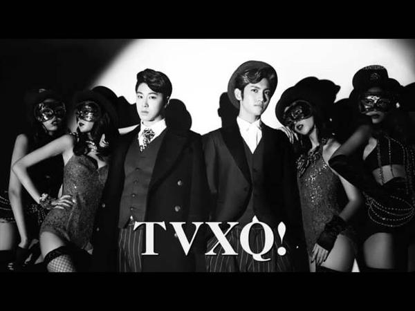 TVXQ 동방신기 _ The 7th Album TENSE (Full Album)