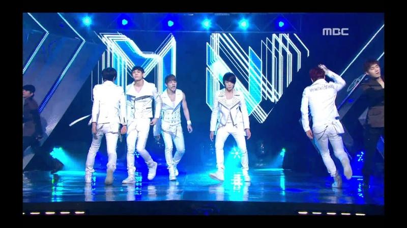 음악중심 - My Name - Message 마이 네임 - 메시지 Music Core 20111105