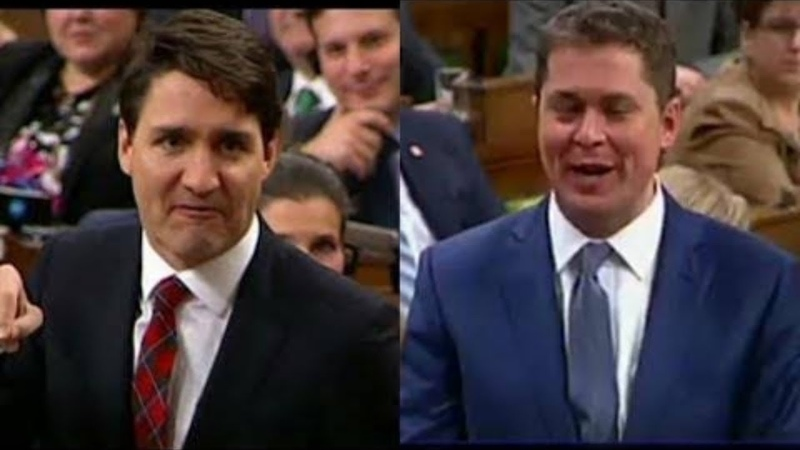You are a Failure Scheer DESTROYS Justin Trudeau in Explosive DEBATE