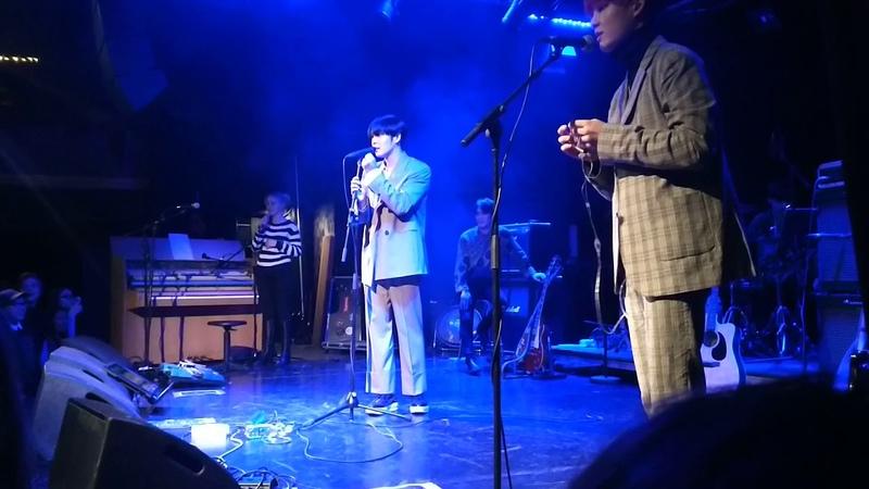 [사우스클럽]South Club - IS YOUR BROTHER SINGLE@Gloria, Helsinki (FINLAND) 팬캠