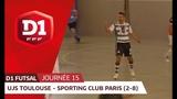 J15 UJS Toulouse - Sporting Club Paris (2-8)