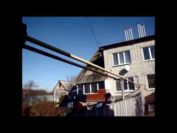 Отрубают газ инвалидам в морозы в Кораблино Рязанской области