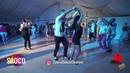 Man and Asya Makeyeva Salsa Dancing in Malibu at The Third Front 2018 Sunday 05 08 2018 SC