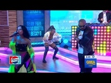 Sean Paul, David Guetta, Becky G - Mad Love (Live on Good Morning America)