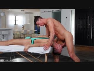 [gay room] singlet massage - cade maddox and james fenlon (720p)