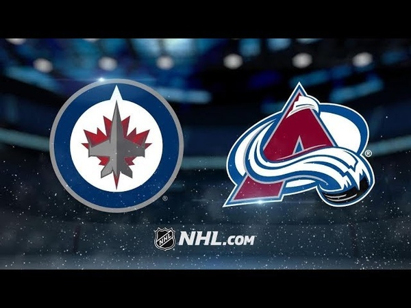 Winnipeg Jets vs Colorado Avalanche | Feb.20, 2019 | Game Highlights | NHL 201819 | Обзор матча