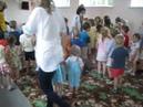 Аниматоры пришли в гости к детям Областного фтизиатрического санатория