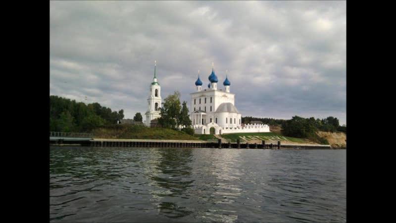 Храм белоснежный... пос. Катунки, Нижегородская область