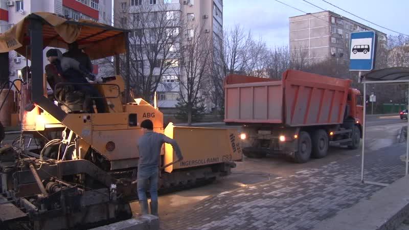 В Анапе продолжается расширение улицы Крылова