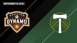 HIGHLIGHTS Houston Dynamo vs. Portland Timbers September 15, 2018