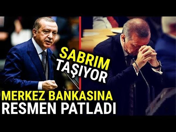 Erdoğan, Stokçulara ve M.Bankasına RESMEN PATLADI !