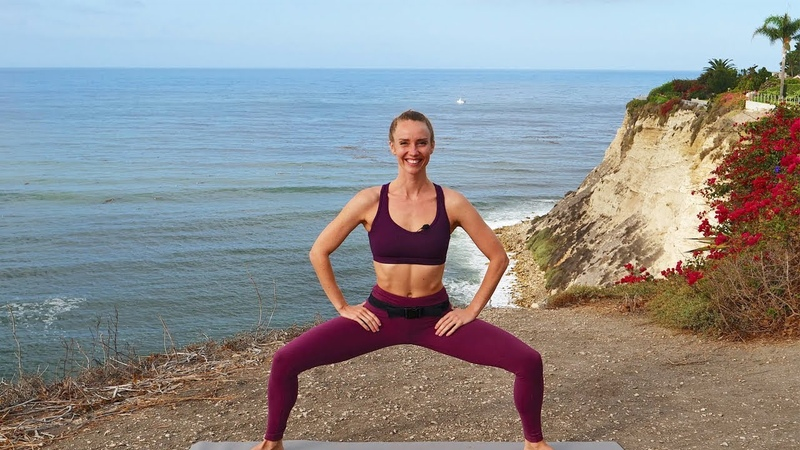 No Equipment Lower Body Workout - Long Lean Legs Workout